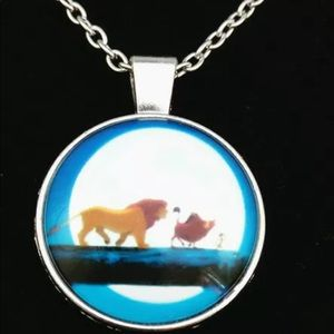 The Lion King Pendant Necklace. 🆕